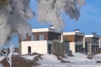 Завершается строительство домов серии Ро 63